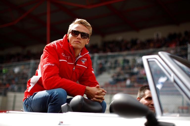 """Marussia, Chilton: """"Il target è conservare la posizione in classifica"""""""