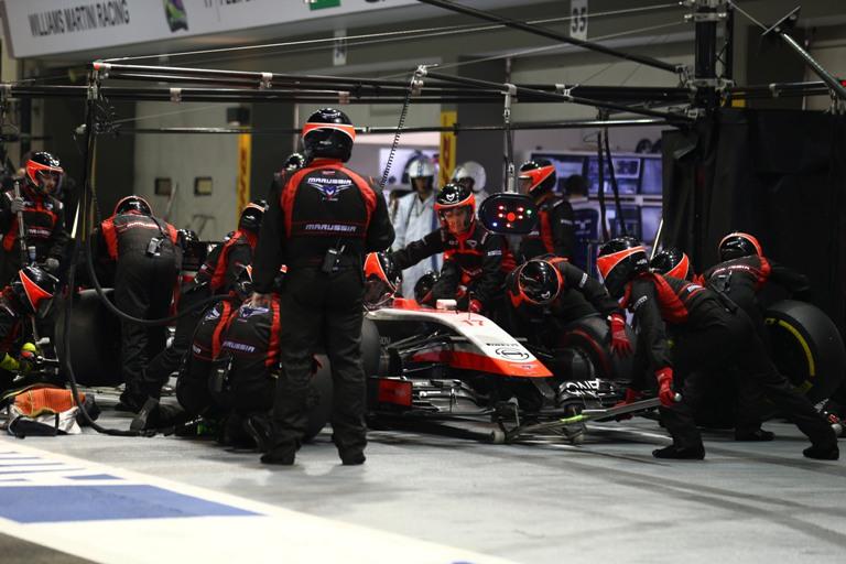 """Marussia, Bianchi: """"Giornata difficile"""""""