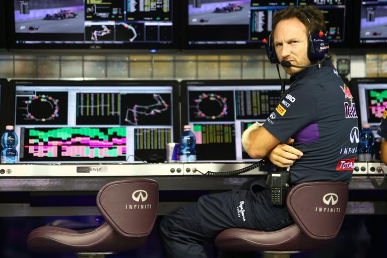 """Horner: """"Ancora in gioco solo per i guasti Mercedes"""""""
