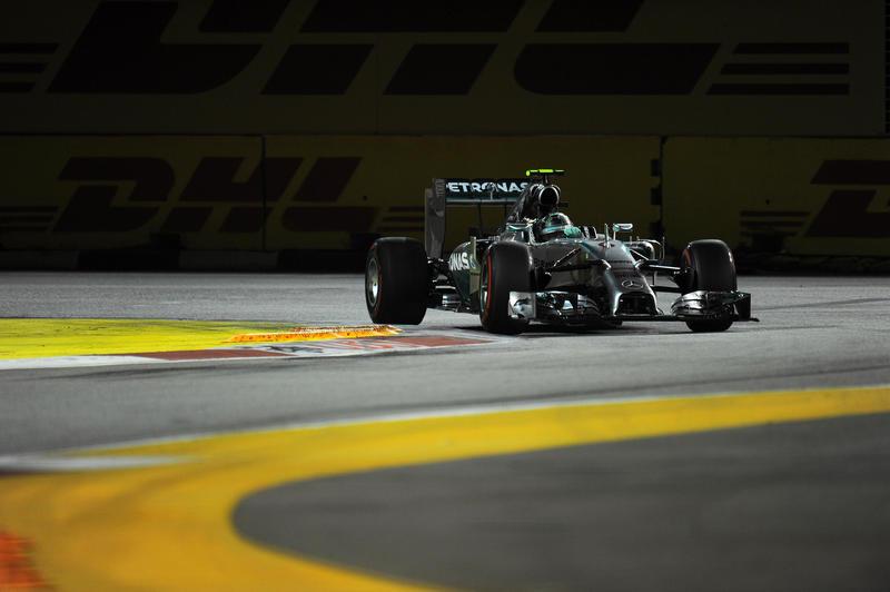 "Rosberg: ""L'affidabilità è una nostra debolezza"""
