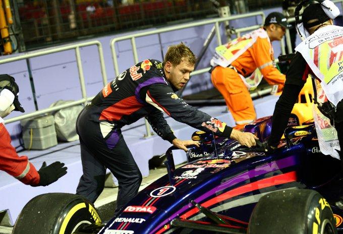 F1: per Sebastian Vettel ormai la penalità è inevitabile