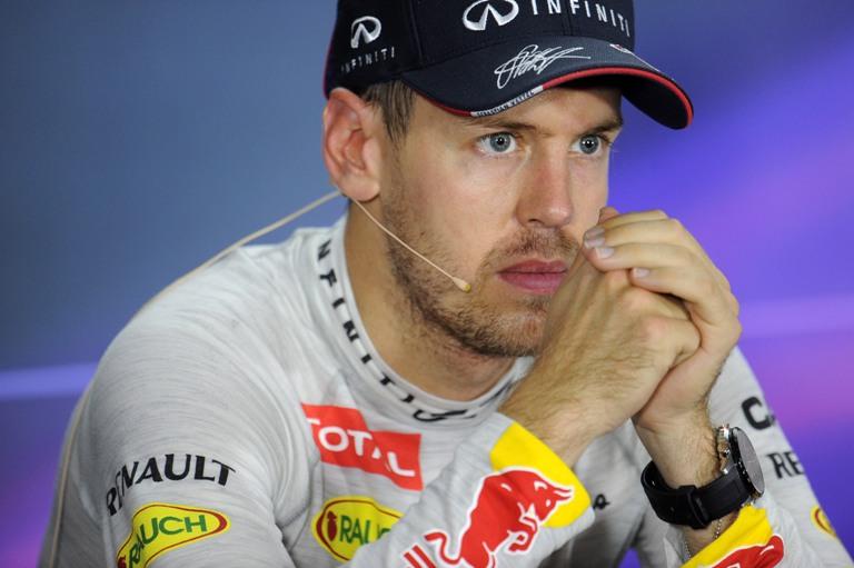"""Vettel: """"Ho lasciato passare Hamilton"""""""
