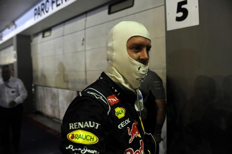"""Vettel: """"La RB10 non mi consente di spingere"""""""