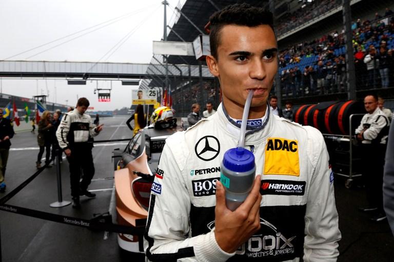 Wehrlein pilota di riserva Mercedes