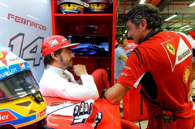 Ferrari, Alonso-Mattiacci: veleno e insulti nel post Singapore?