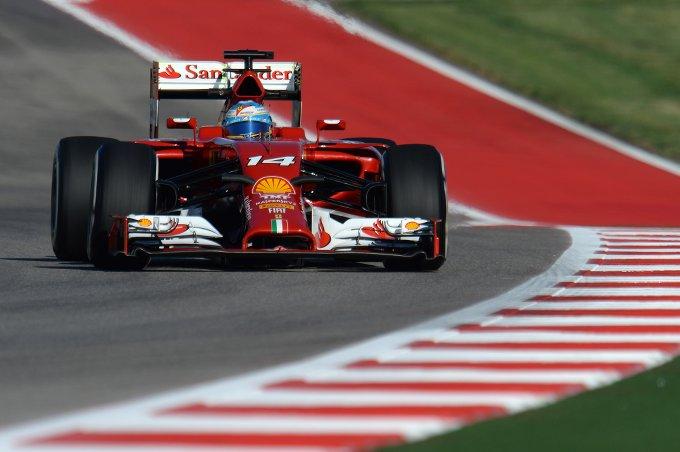 "Alonso: ""Un venerdì positivo ad Austin"""
