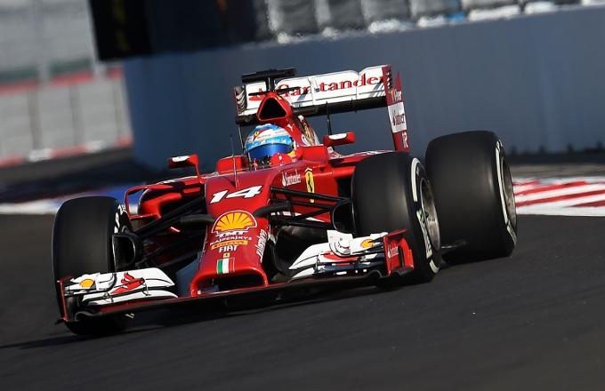 F1 – Gran Premio di Russia, libere 1: Quarto e ottavo tempo per Alonso e Raikkonen