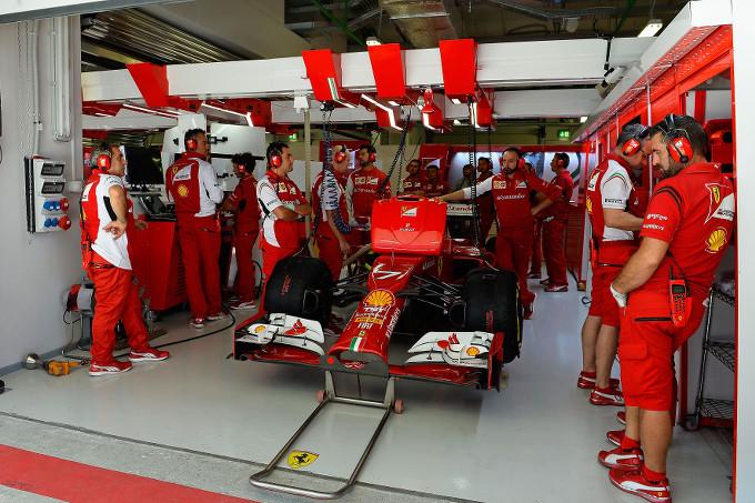 F1 – Ferrari: la mente ad Austin, il cuore a Suzuka