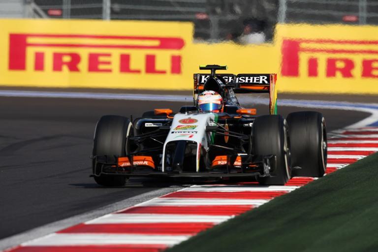"""Force India, Perez: """"Gara molto difficile"""""""