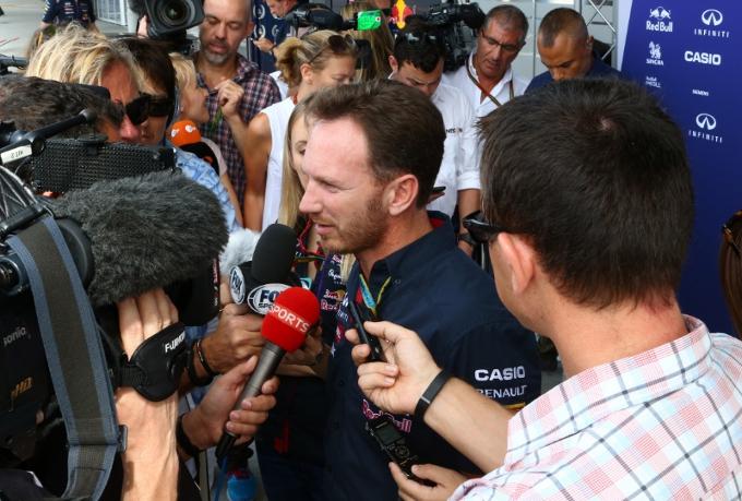 """Red Bull: Horner, """"Alonso non è mai stato un'opzione per noi"""""""