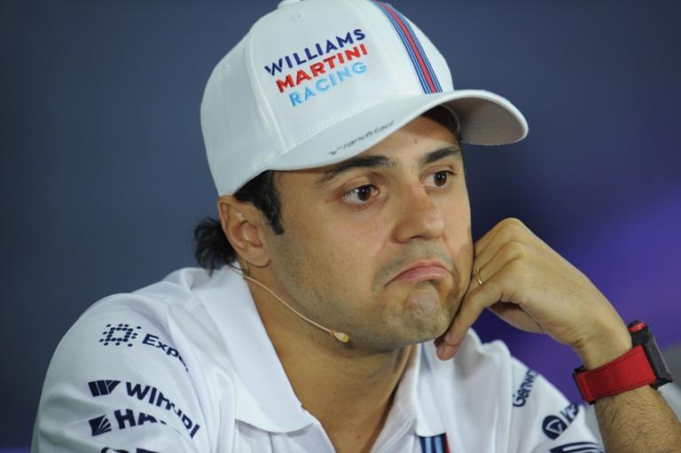 """Massa: """"Alonso fuori un anno negativo per tutti"""""""