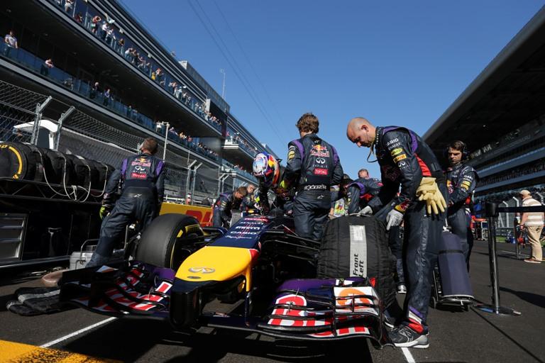 La Red Bull chiede più libertà per lo sviluppo motore