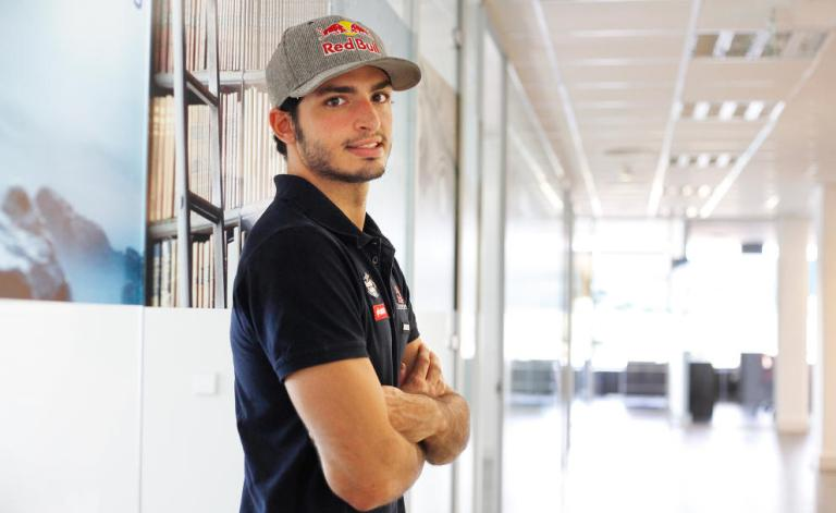 """Sainz Jr.: """"Mai dare nulla per scontato in  F1"""""""