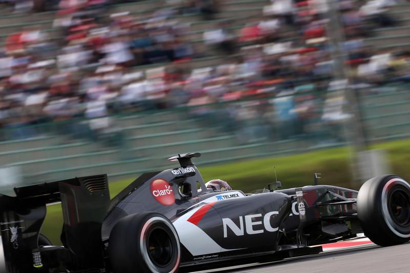 """Sauber, Sutil: """"E' stato un weekend difficile finora"""""""