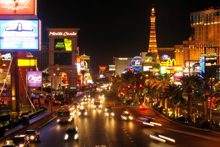 Un futuro a Las Vegas per la F1