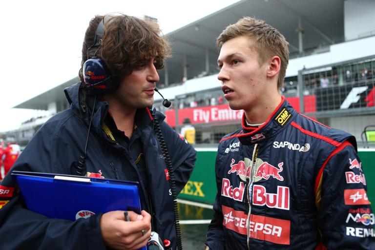 "Toro Rosso, Kvyat: ""Sochi adatta alla nostra macchina"""
