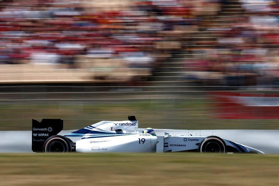 La Williams cambia i colori della livrea Martini