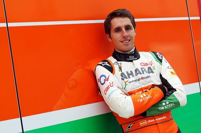 GP Brasile, Juncadella sulla Force India a Interlagos