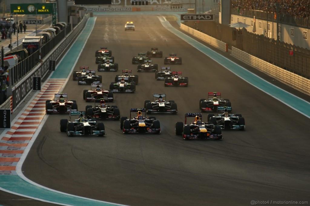 Gran Premio di Abu Dhabi 2014, Yas Marina: Anteprima e Orari del Weekend
