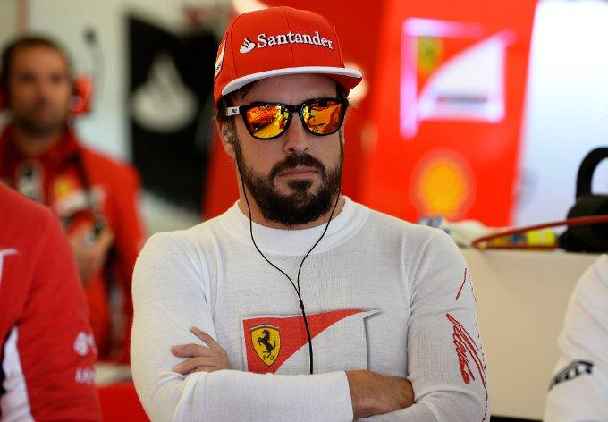 """Alonso: """"C'è il rischio di partire domani dalla pitlane"""""""