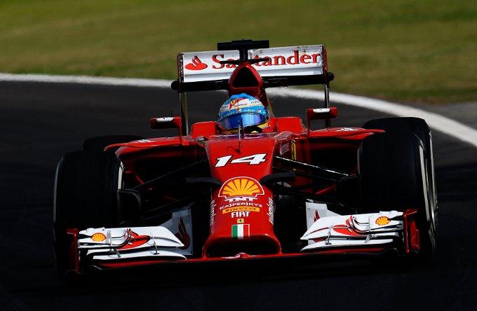Ferrari: sesto e settimo posto per Alonso e Raikkonen ad Interlagos