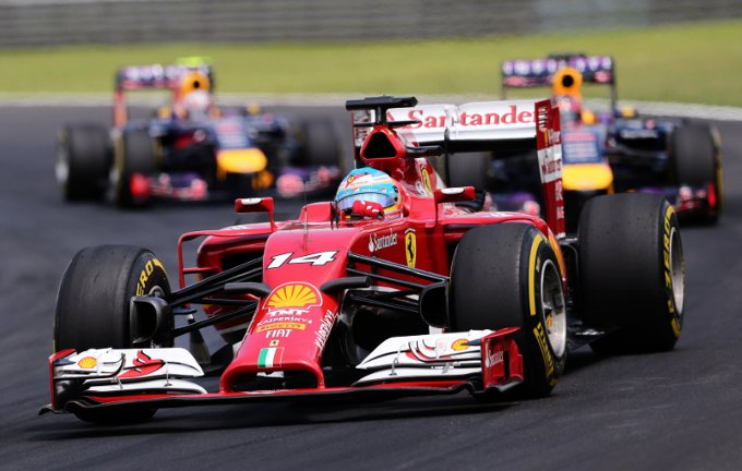 """Alonso: """"Mi sento abbastanza soddisfatto per l'esito della gara"""""""