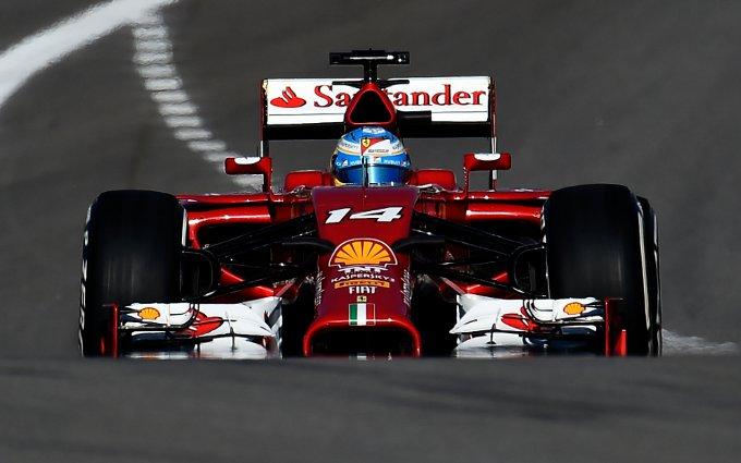 F1 GP degli Stati Uniti: terza e quarta fila per la Scuderia Ferrari