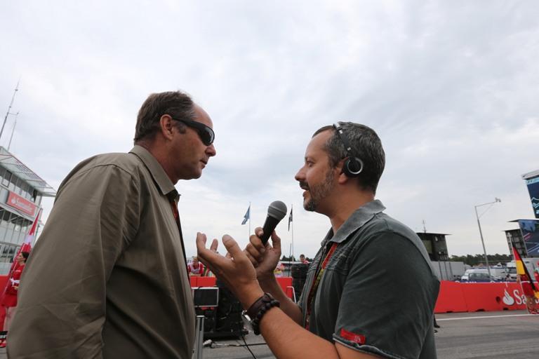 Berger smentisce l'accordo con la Ferrari