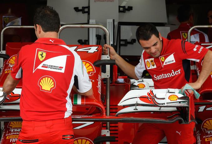 """Ferrari: De La Rosa, """"Interlagos, pista corta ma insidiosa"""""""