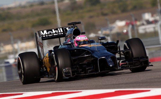 """McLaren: Button, """"Dobbiamo migliorare il nostro passo con le option"""""""