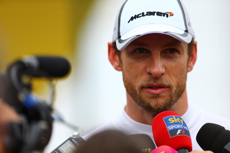 """McLaren, Button: """"Bellissima la lotta con Kimi"""""""