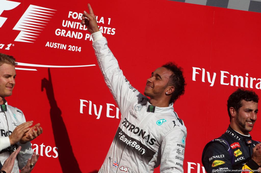 Le pagelle del Gran Premio degli Stati Uniti