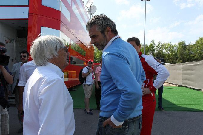Ferrari: Arrivabene, il capo della Marlboro, al posto di Mattiacci?