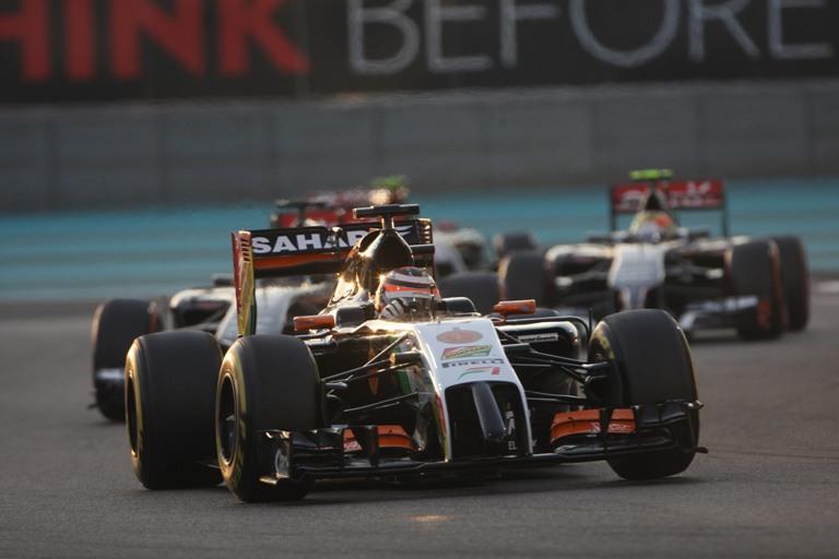 """Force India, Hulkenberg: """"La prestazione di oggi positiva per il futuro"""""""