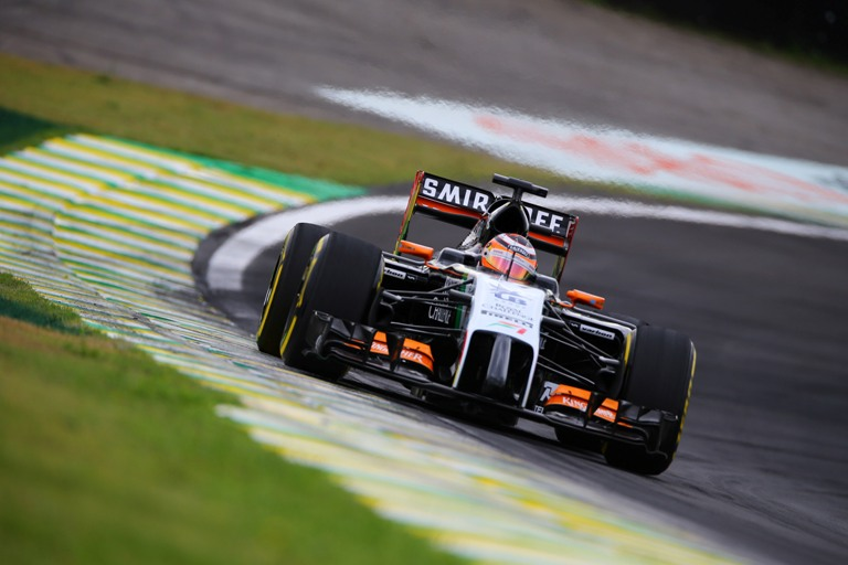 La Force India guarda alla gara con fiducia