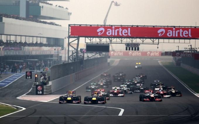 L'India vuole ancora la Formula 1!