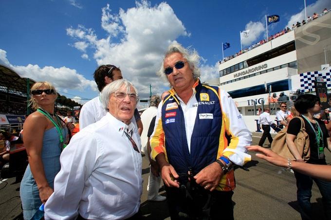 """Formula 1, Briatore: """"Il doppio punteggio? Strategia intelligente"""""""
