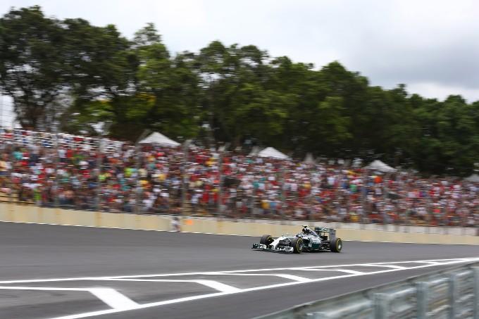 GP Brasile: la griglia di partenza
