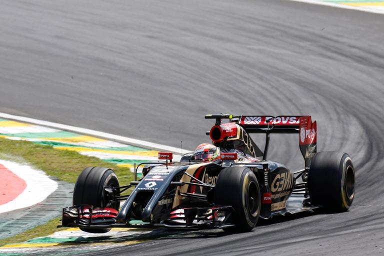"""Lotus, Maldonado: """"Speravo di passare Bottas"""""""