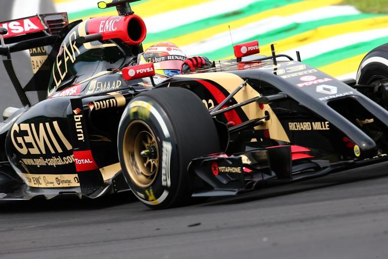 """Lotus, Maldonado: """"Il risultato della prima sessione mi dà fiducia"""""""