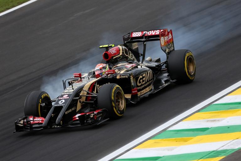 """Lotus, Maldonado: """"Continuo a credere nella top ten"""""""