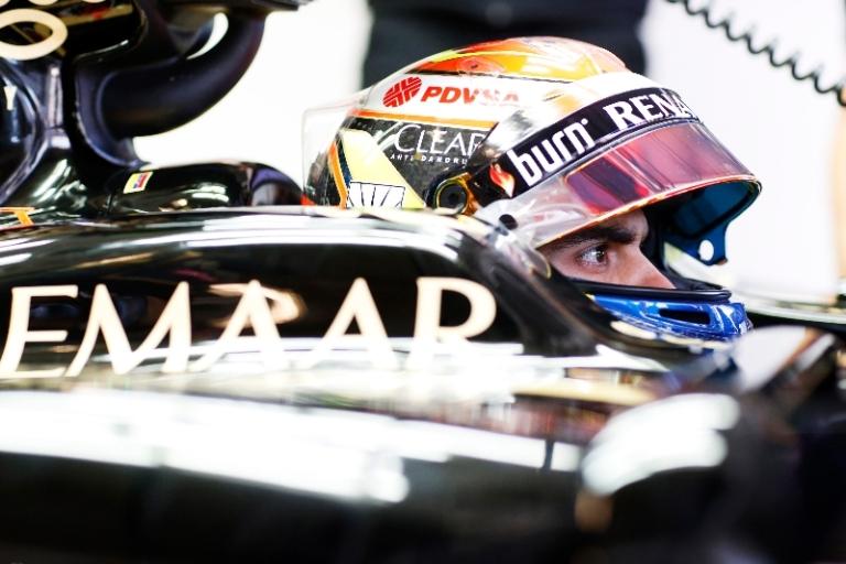 "Lotus, Maldonado: ""Credo nei punti"""