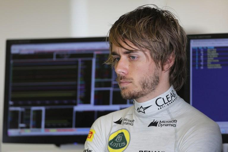 "Lotus, Pic: ""Grande step avanti da Silverstone"""