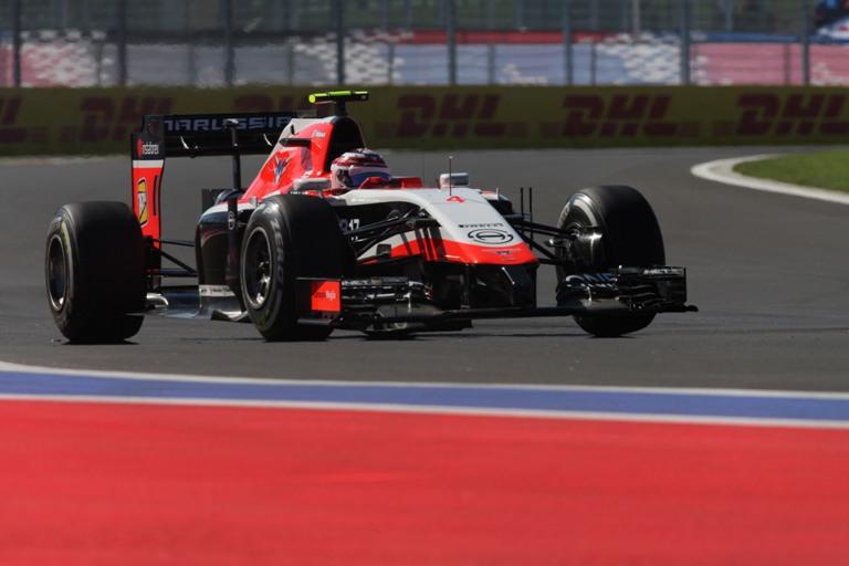 La Marussia non correrà ad Abu Dhabi