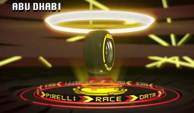 Pirelli: la sfida degli pneumatici sul circuito di Yas Marina