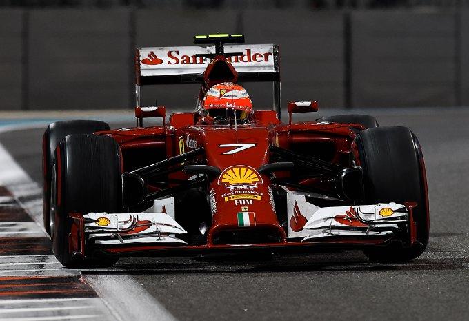 Formula 1 – GP di Abu Dhabi: quinta fila per la Scuderia Ferrari