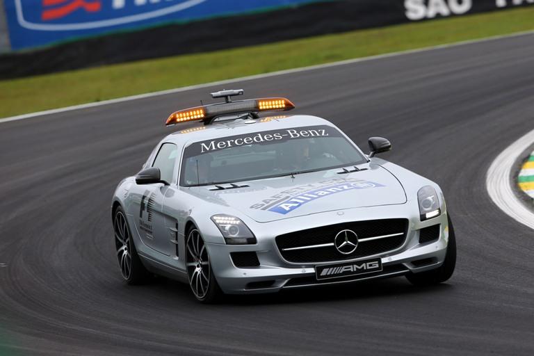 Nessuna modifica alle regole sotto Safety Car