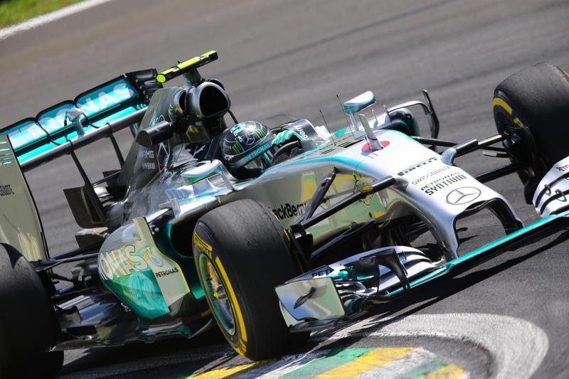 GP Brasile, Prove Libere 3: Rosberg non si arresta