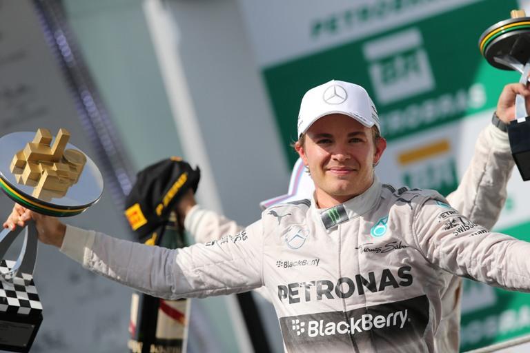 """Rosberg: """"Contento del testacoda di Hamilton"""""""
