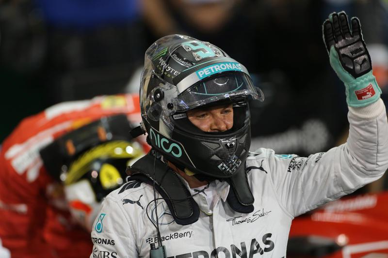 """Rosberg: """"Terrò alta la pressione su Lewis"""""""